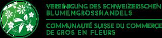 Vereinigung des schweizerischen Blumengrosshandels Logo